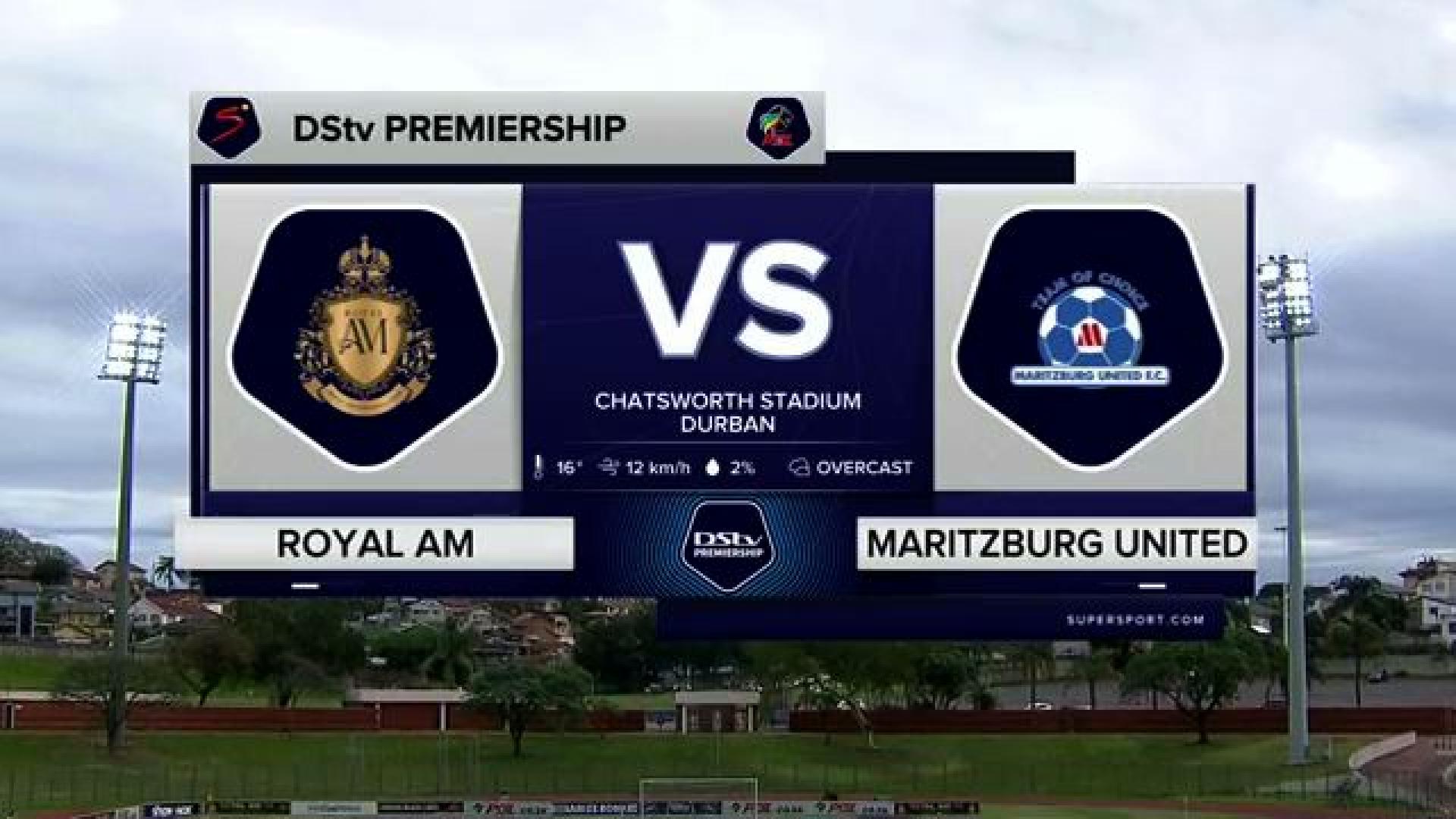DStv Premiership | Royal AM v Maritzburg | Highlights