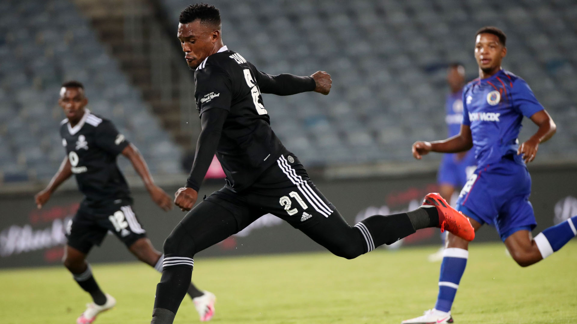DStv Premiership | SuperSport Utd v Pirates | Highlights