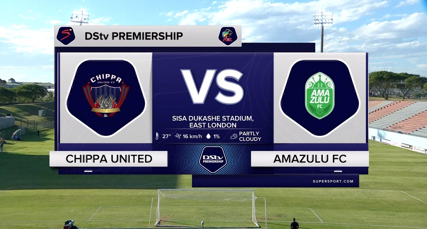 DStv Premiership I  Chippa United v AmaZulu FC l Highlights
