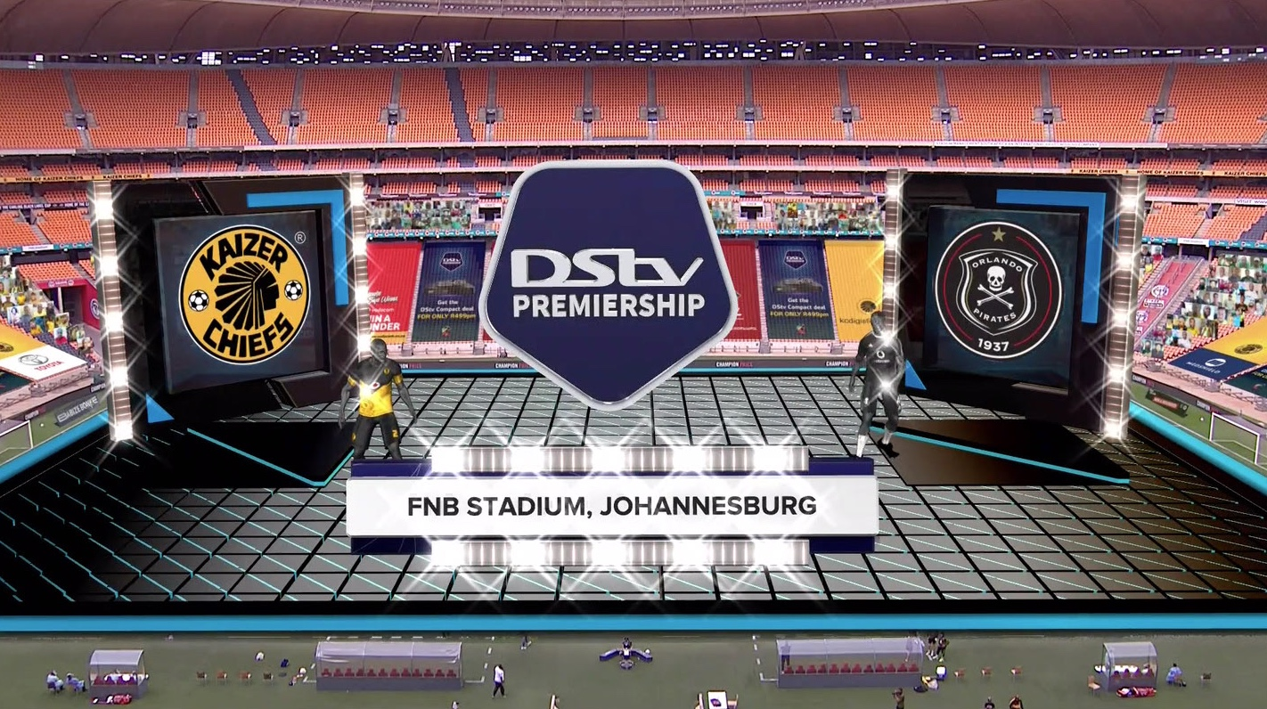 DStv Premiership I Kaizer Chiefs v Orlando Pirates l Highlights