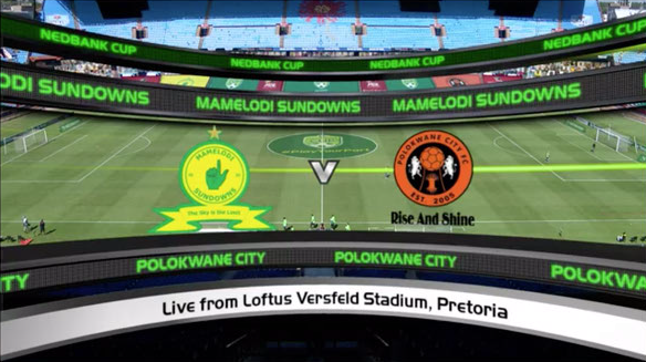 Nedbank Cup | Round of 16 | Mamelodi Sundowns v Polokwane City | Highlights