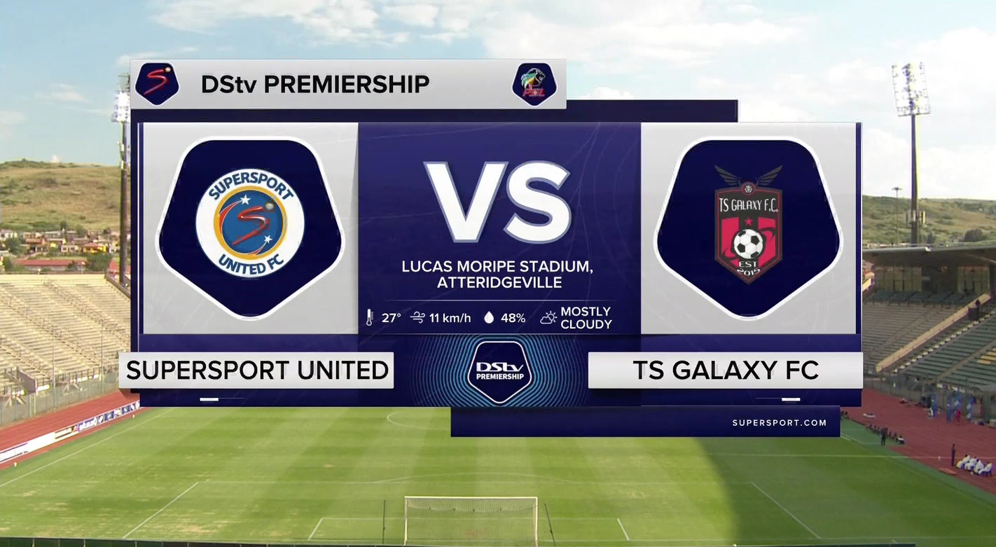 DStv Premiership I SuperSport United v TS Galaxy I Highlights