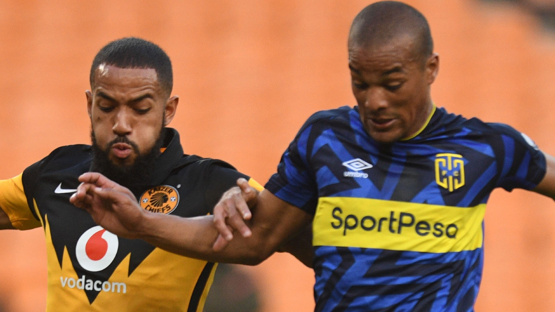 DStv Premiership I  Kaizer Chiefs v Cape Town City l Highlights