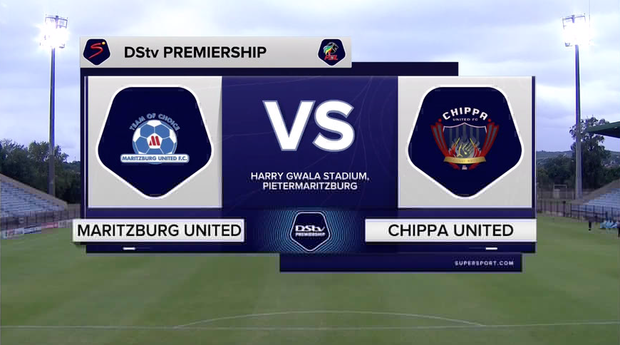 DStv Premiership I Maritzburg United  v Chippa United l Highlights