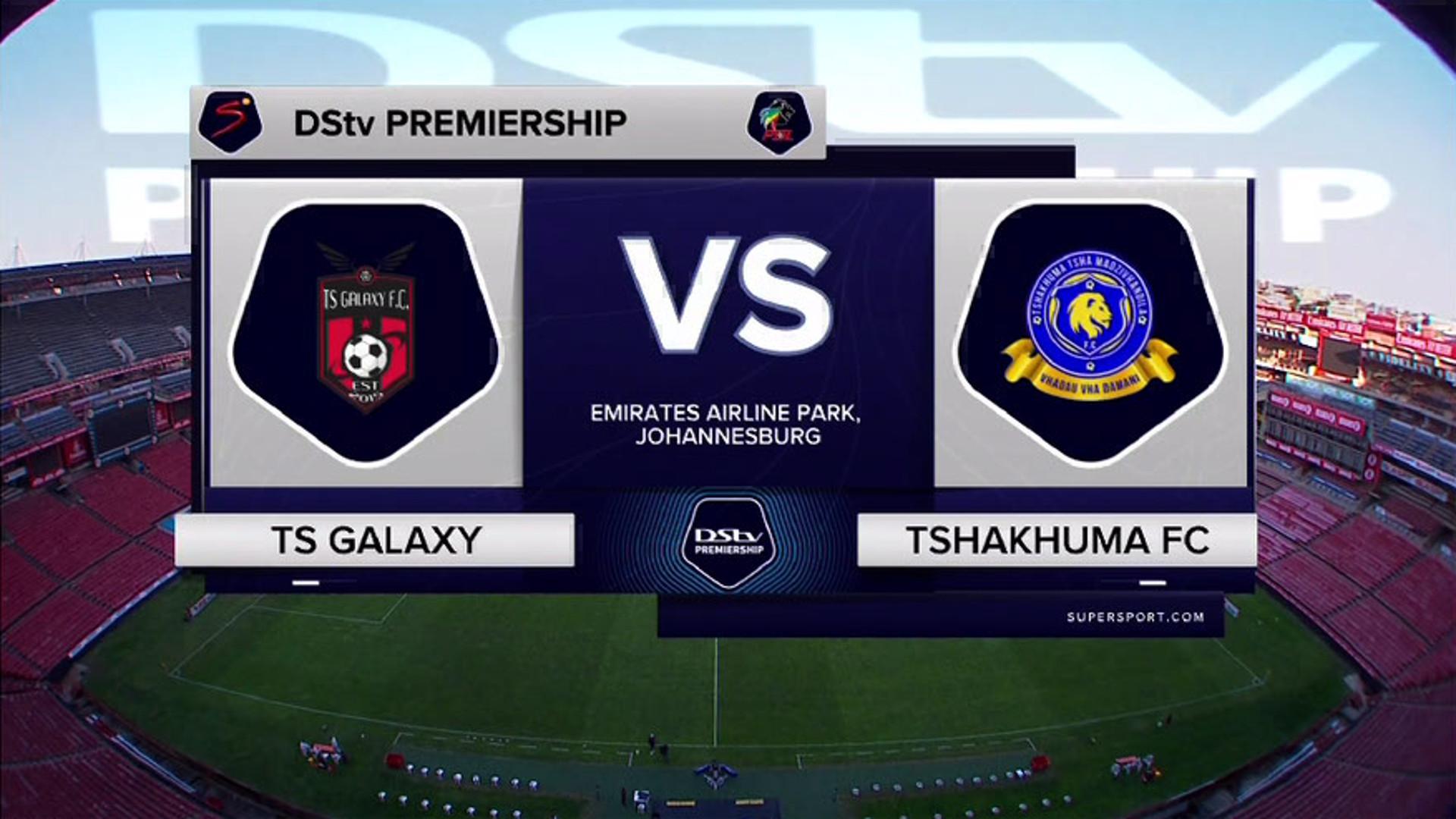 DStv Premiership | TS Galaxy v Tshakhuma Tsha Madzivhadila | Highlights