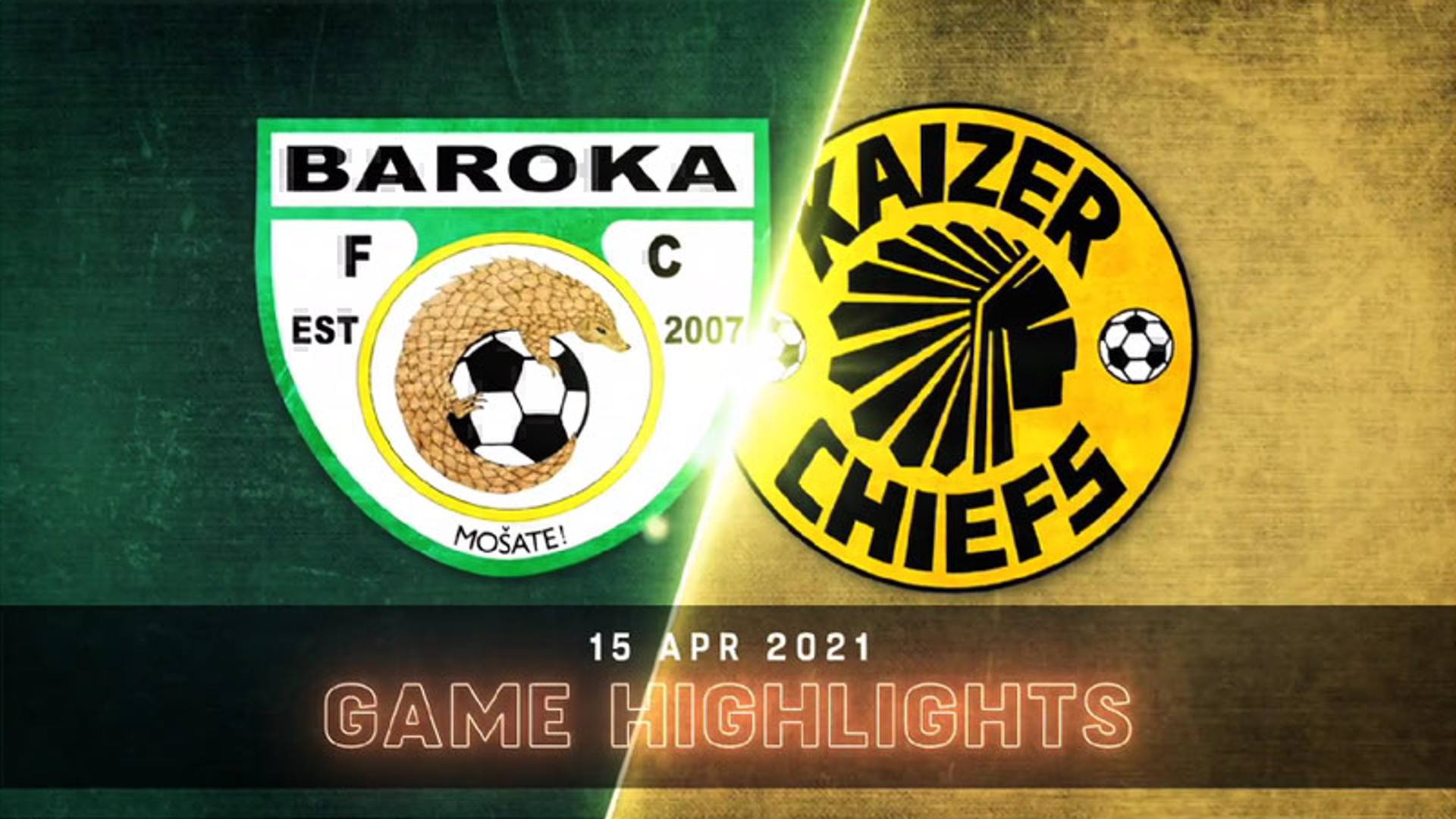 DStv Premiership | Baroka FC v Kaizer Chiefs | Highlights