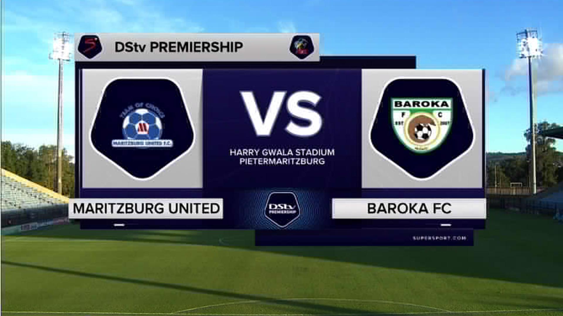 DStv Premiership | Maritzburg United v Baroka FC | Highlights