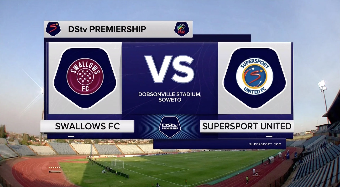 DStv Premiership I Swallows FC v SuperSport United  l Highlights