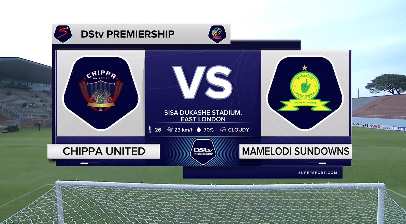 DStv Premiership I Chippa United v Mamelodi Sundowns l Highlights