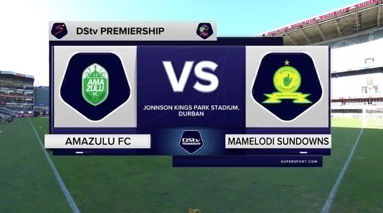 DStv Premiership I AmaZulu FC v Mamelodi Sundowns l Highlights