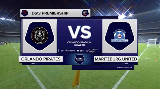 DStv Premiership I Orlando Pirates v Maritzburg United I Highlights