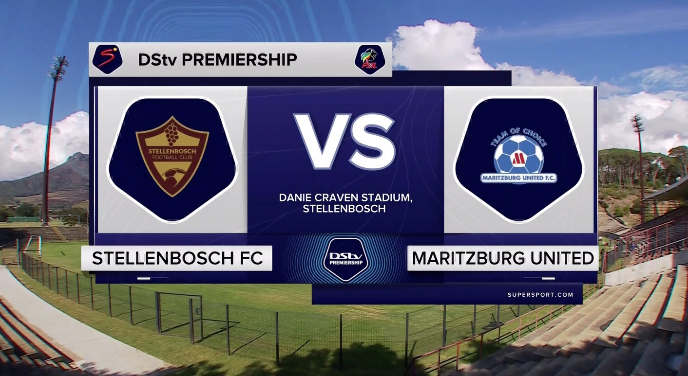 DStv Premiership I Stellenbosch v Maritzburg United l Highlights