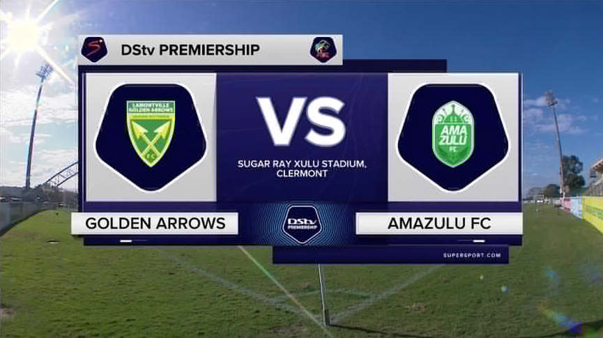 DStv Premiership I Golden Arrows v AmaZulu l Highlights