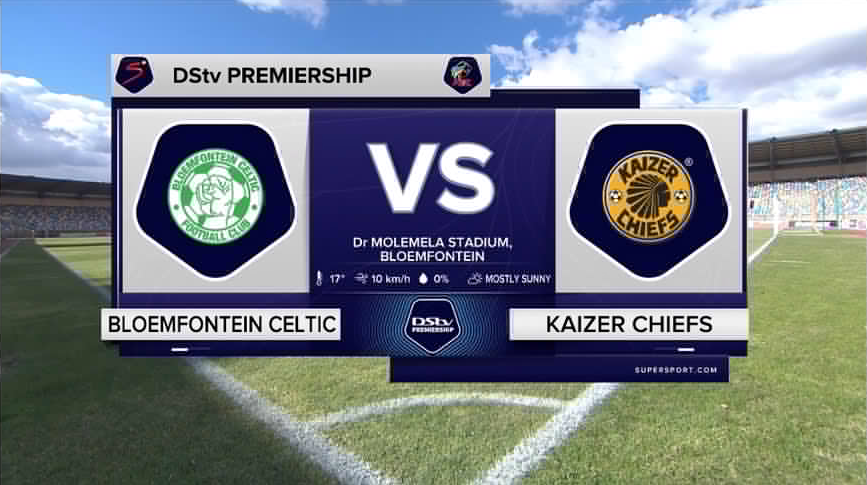 DStv Premiership I Bloemfontein Celtic v Kaizer Chiefs l Highlights