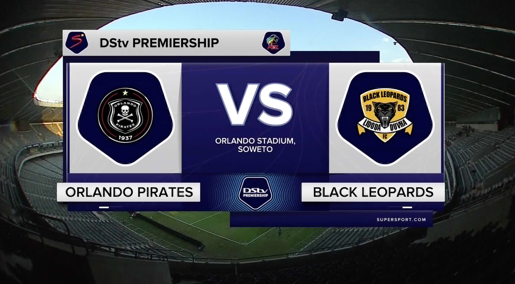 DStv Premiership | Orlando Pirates v Black Leopards | Highlights