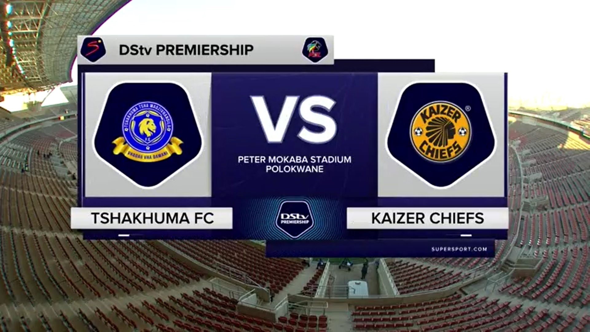 DStv Premiership | Tshakhuma FC v Kaizer Chiefs | Highlights