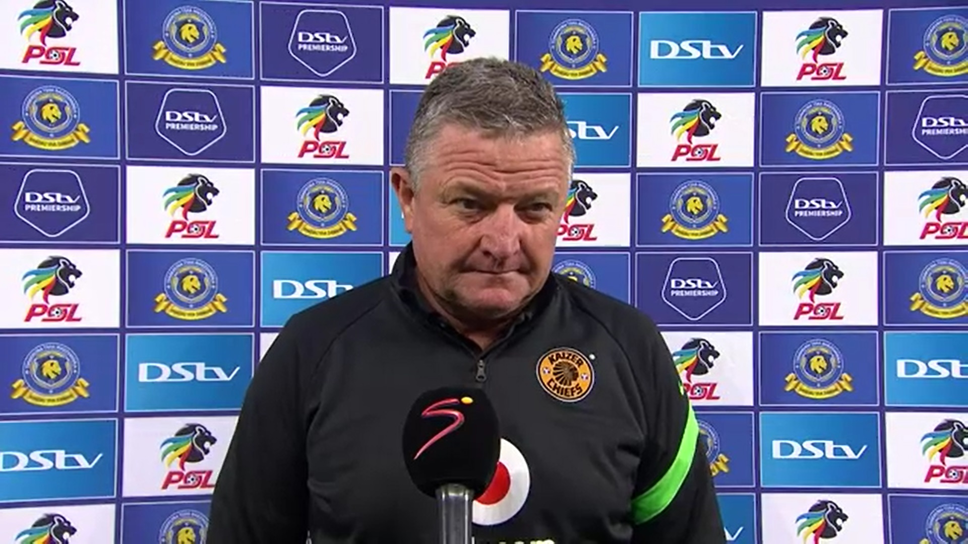 DStv Premiership | Tshakhuma FC v Kaizer Chiefs | Post-match interview with Gavin Hunt