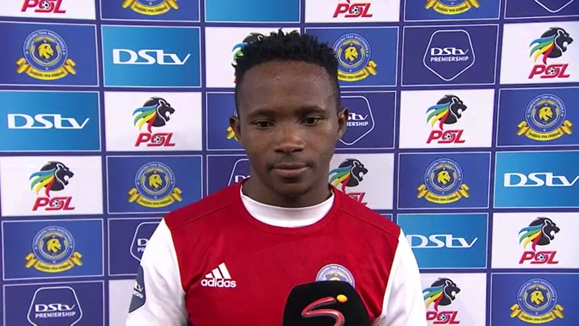 DStv Premiership | Tshakhuma FC v Kaizer Chiefs | Post-match interview with Ndabayithethwa Ndlondlo