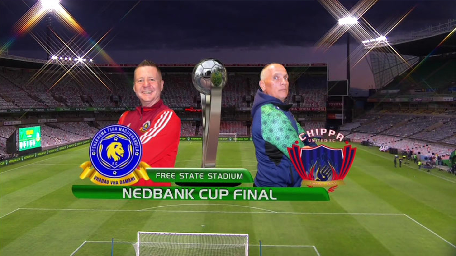 Nedbank Cup | Final | Tshakhuma Tsha Madzivhandila v Chippa United | Highlights
