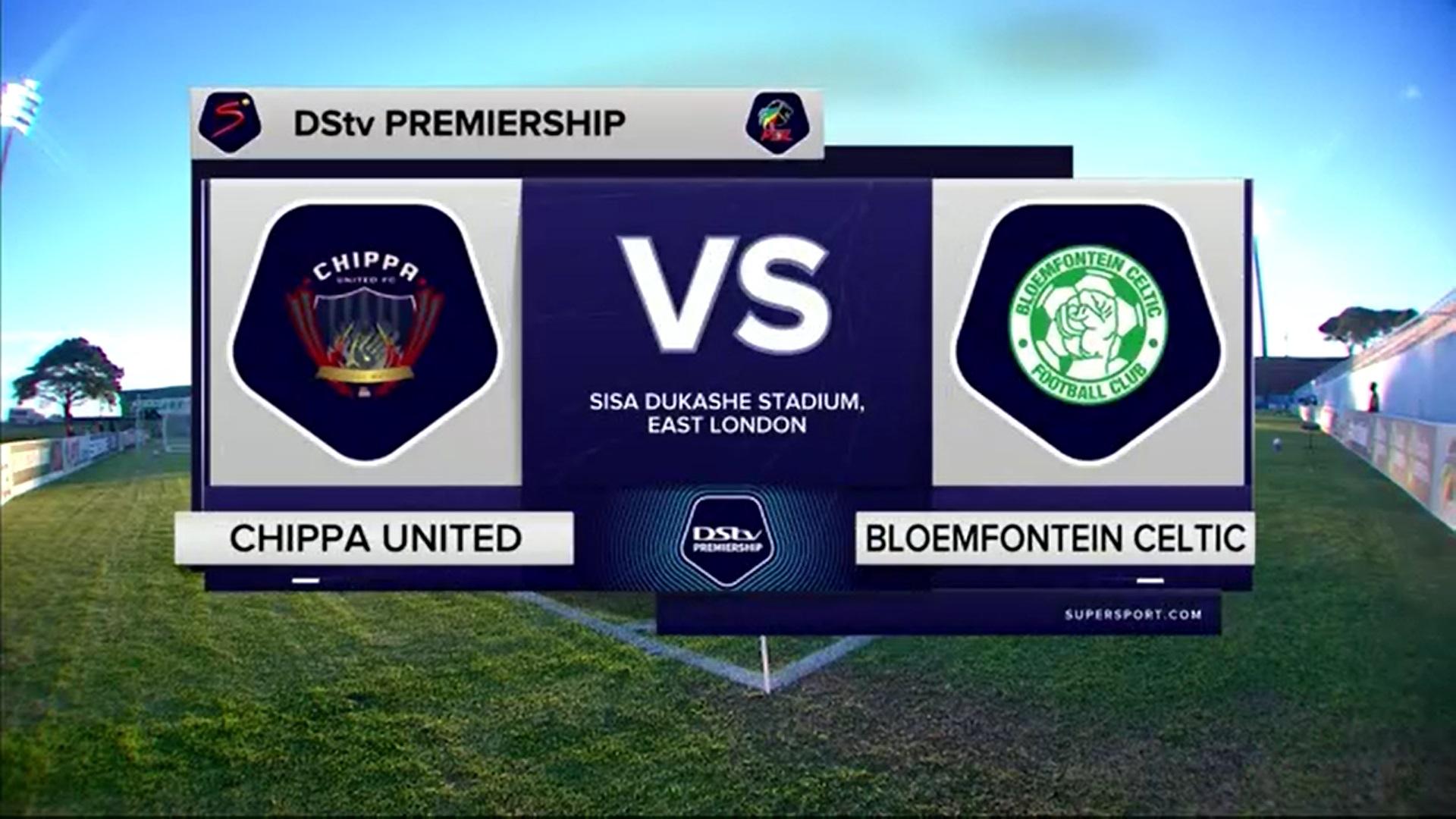 DStv Premiership | Chippa United v Bloemfontein Celtic | Highlights