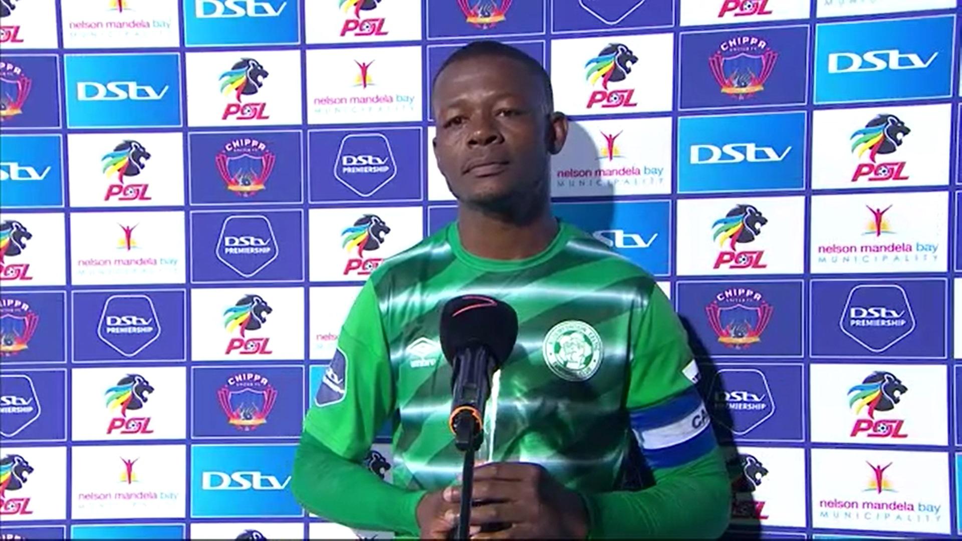 DStv Premiership | Chippa United v Bloemfontein Celtic | Post-match interviews