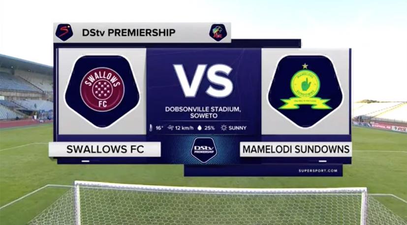 DStv Premiership I Swallows FC v Mamelodi Sundowns l Highlights