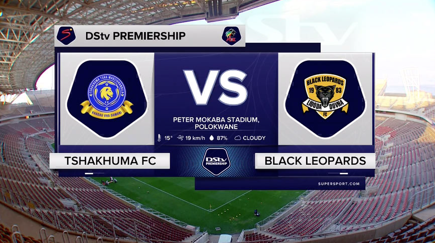 DStv Premiership I Tshakhuma FC v Leopards l Highlights