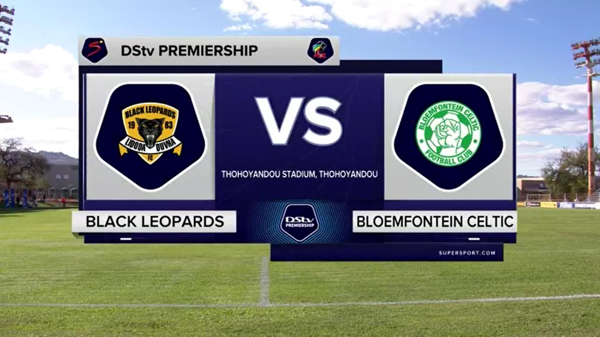 DStv Premiership | Black Leopards v Bloemfontein Celtic | Highlights