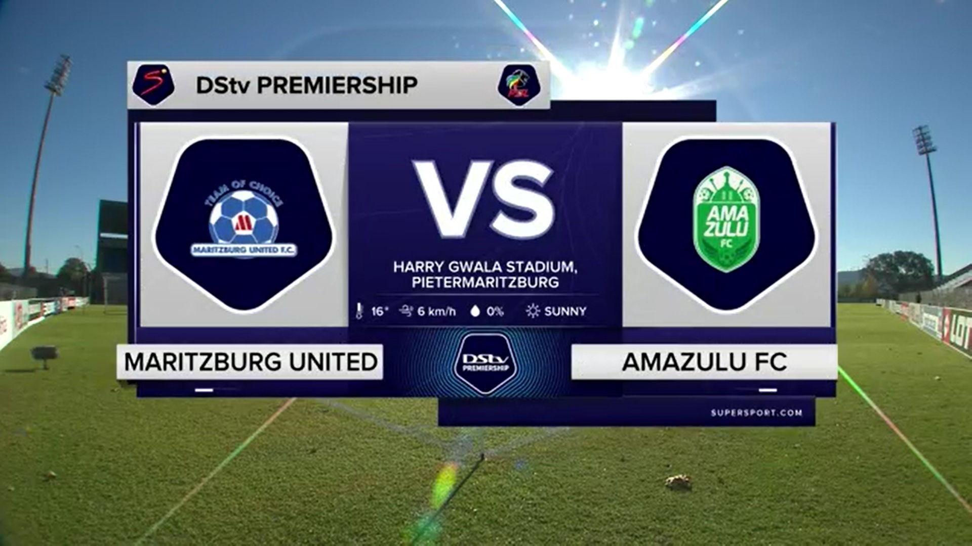 DStv Premiership | Maritzburg United v AmaZulu FC | Highlights