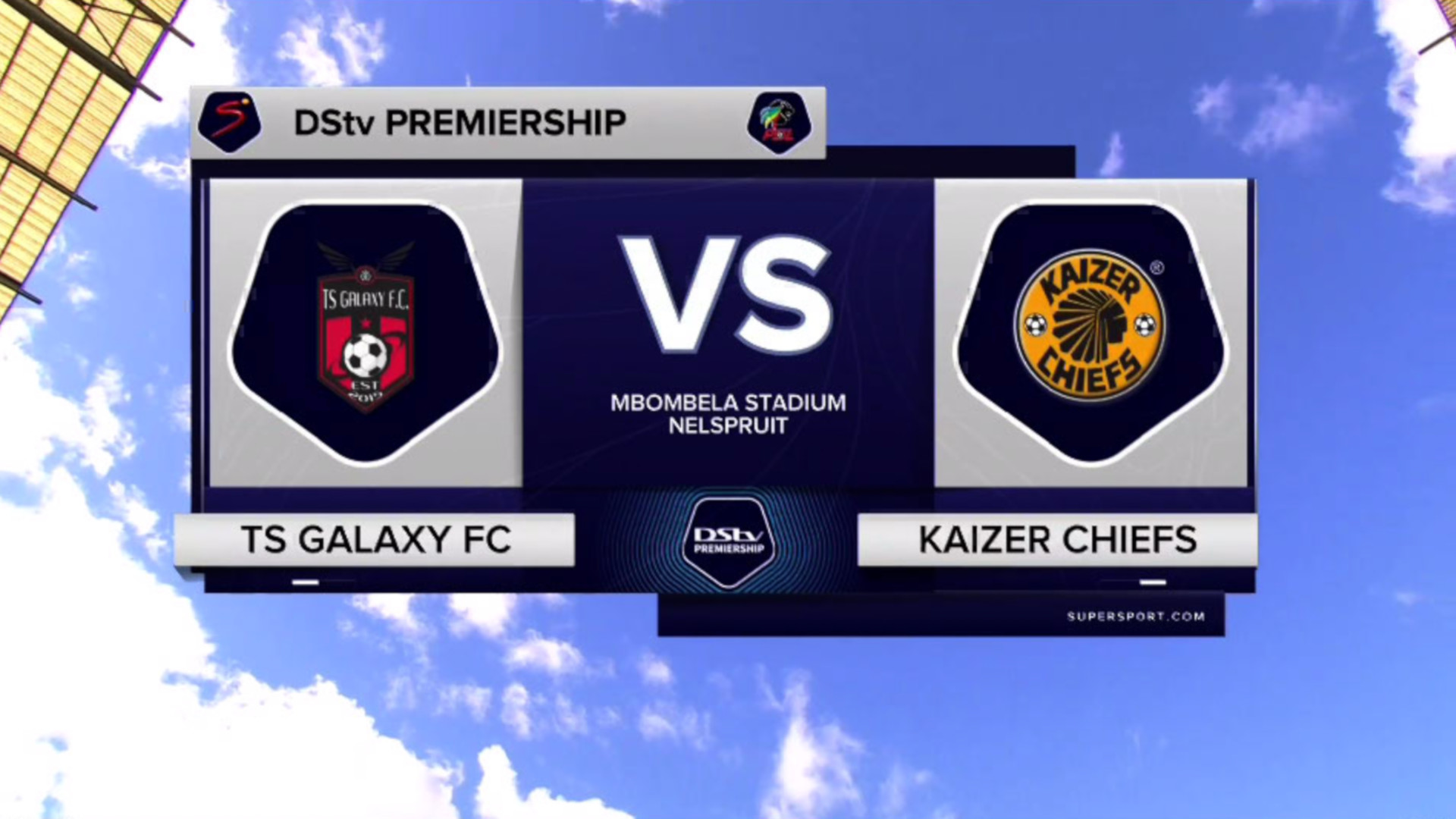 DStv Premiership | TS Galaxy v Kaizer Chiefs | Highlights
