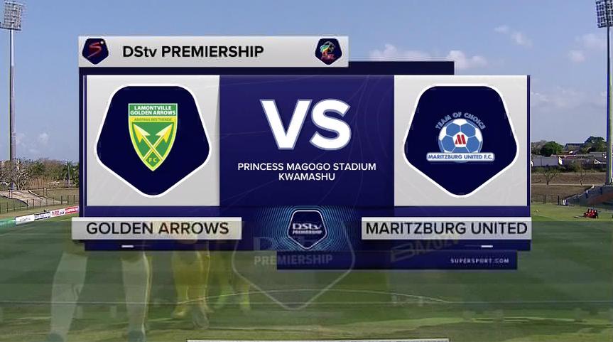 DStv Premiership   Golden Arrows v Maritzburg United   Highlights