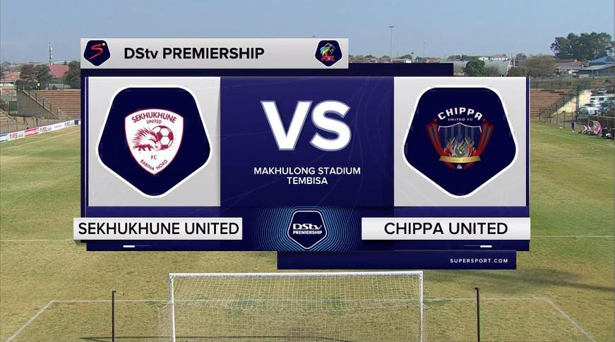 DStv Premiership | Sekhukhune United v Chippa United | Highlights