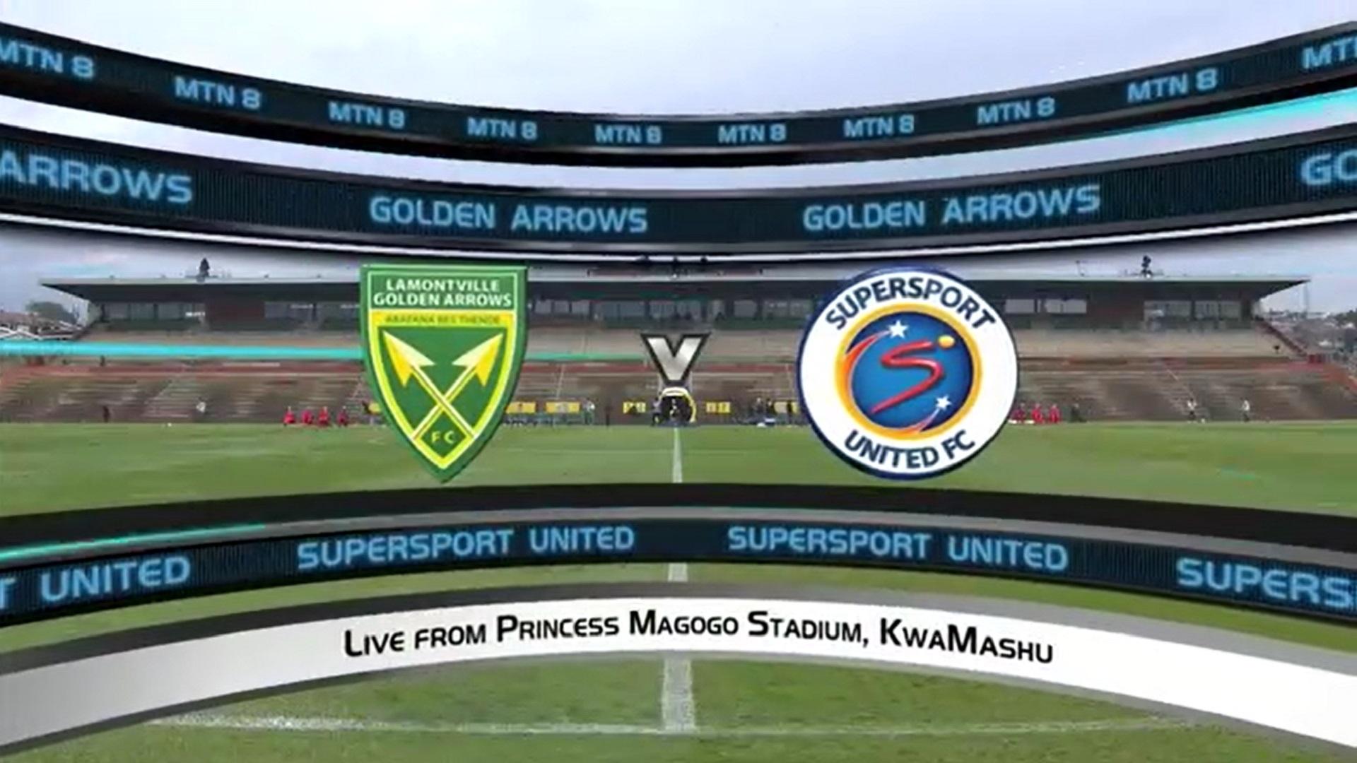 MTN8 | QF1 | Golden Arrows v SuperSport United | Highlights