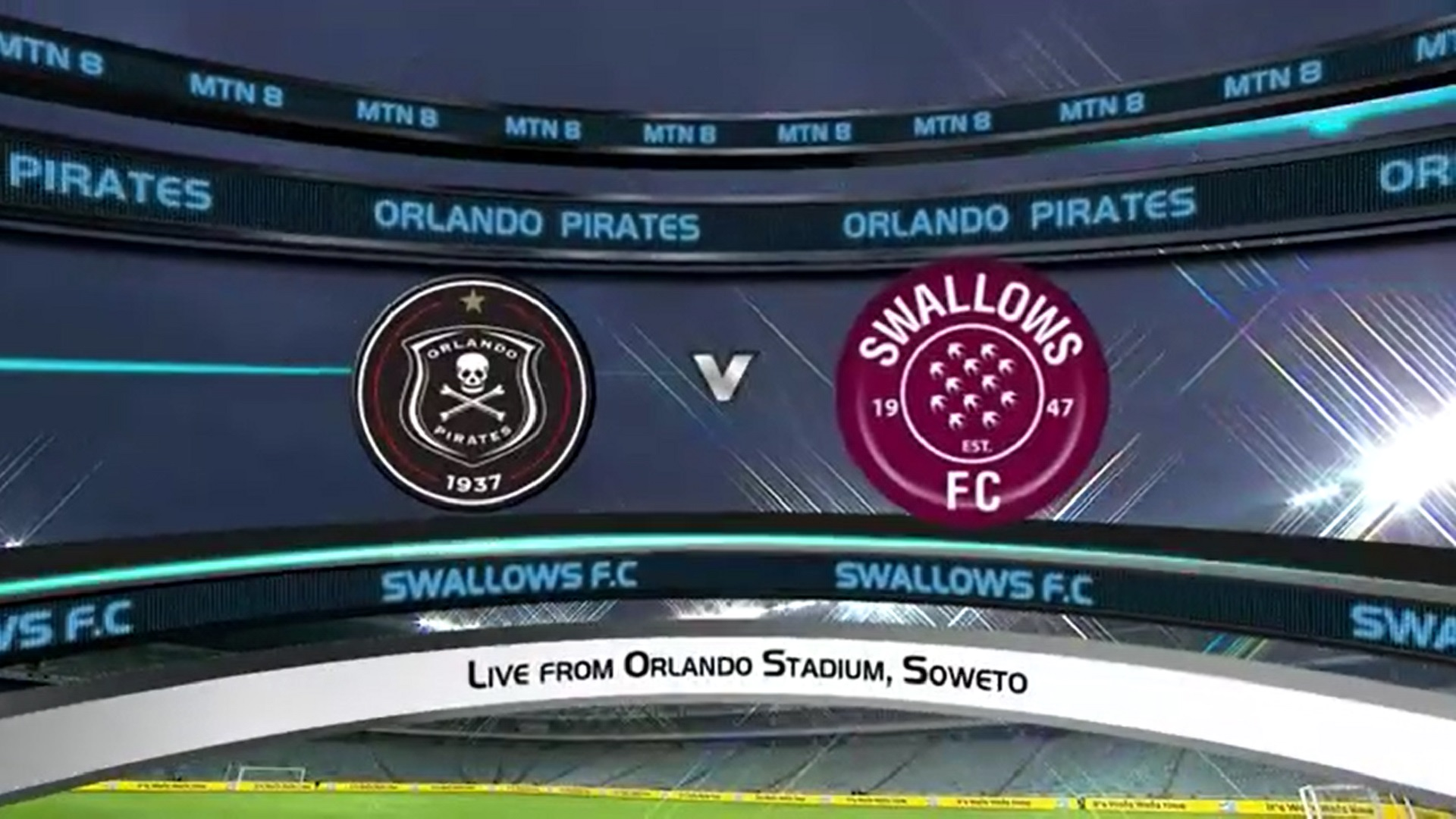 MTN8 | QF2 | Orlando Pirates v Swallows FC | Highlights