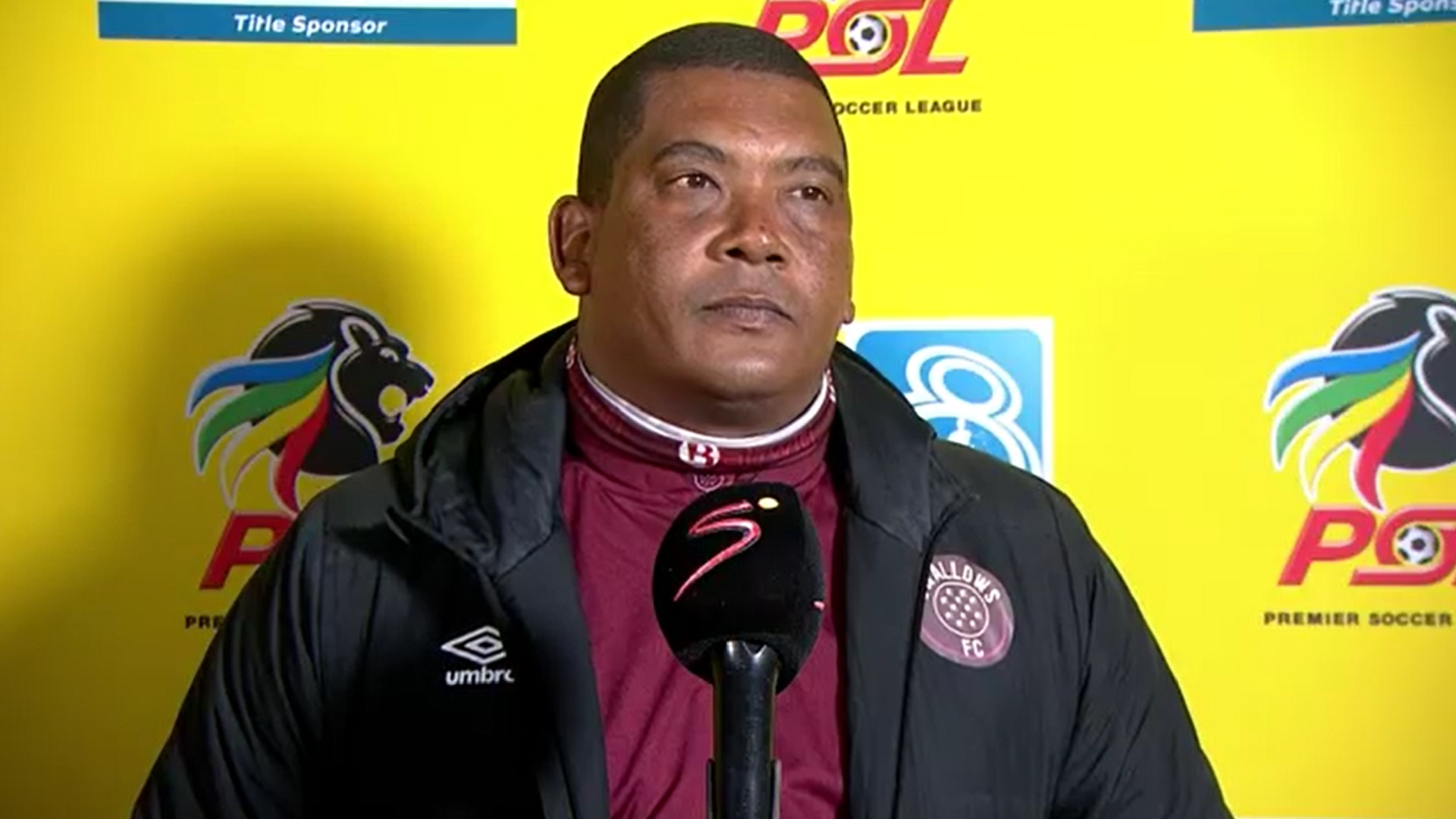 MTN8 | QF2 | Orlando Pirates v Swallows FC | Post-match interview with Brandon Truter