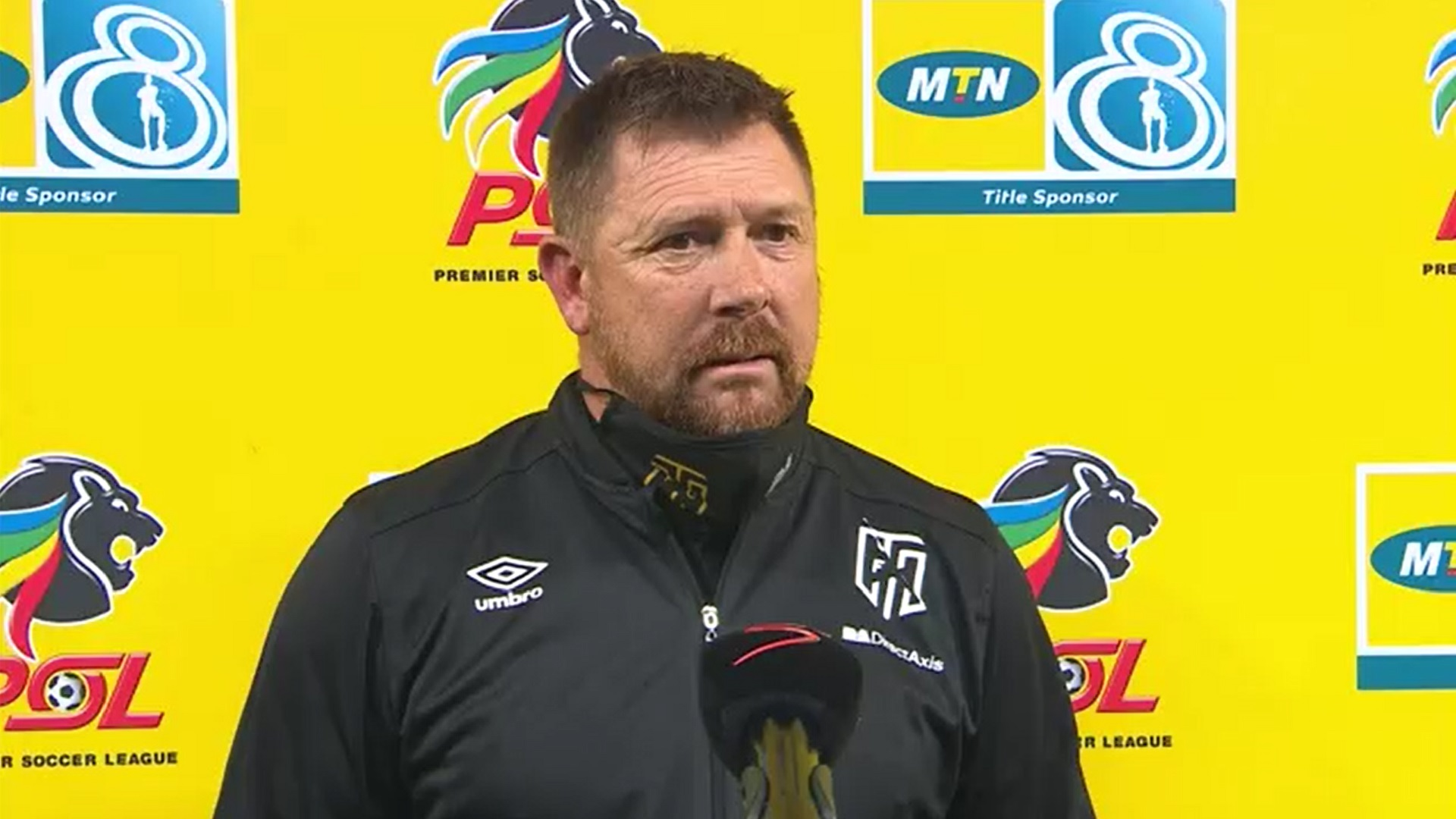 MTN8 | QF4 | AmaZulu FC v Cape Town City FC | Post-match interview with Eric Tinkler