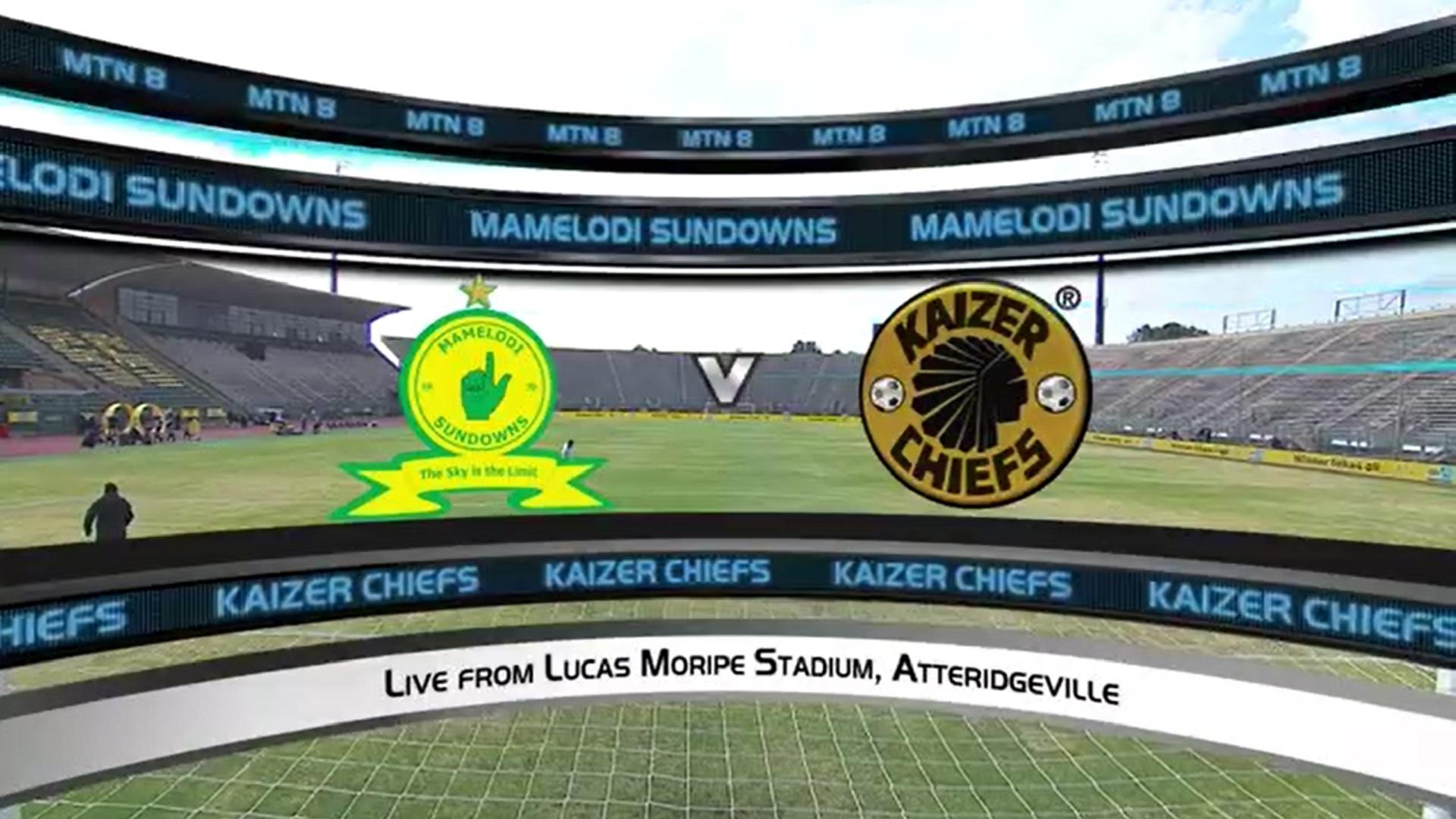 MTN8 | QF3 | Mamelodi Sundowns v Kaizer Chiefs | Highlights
