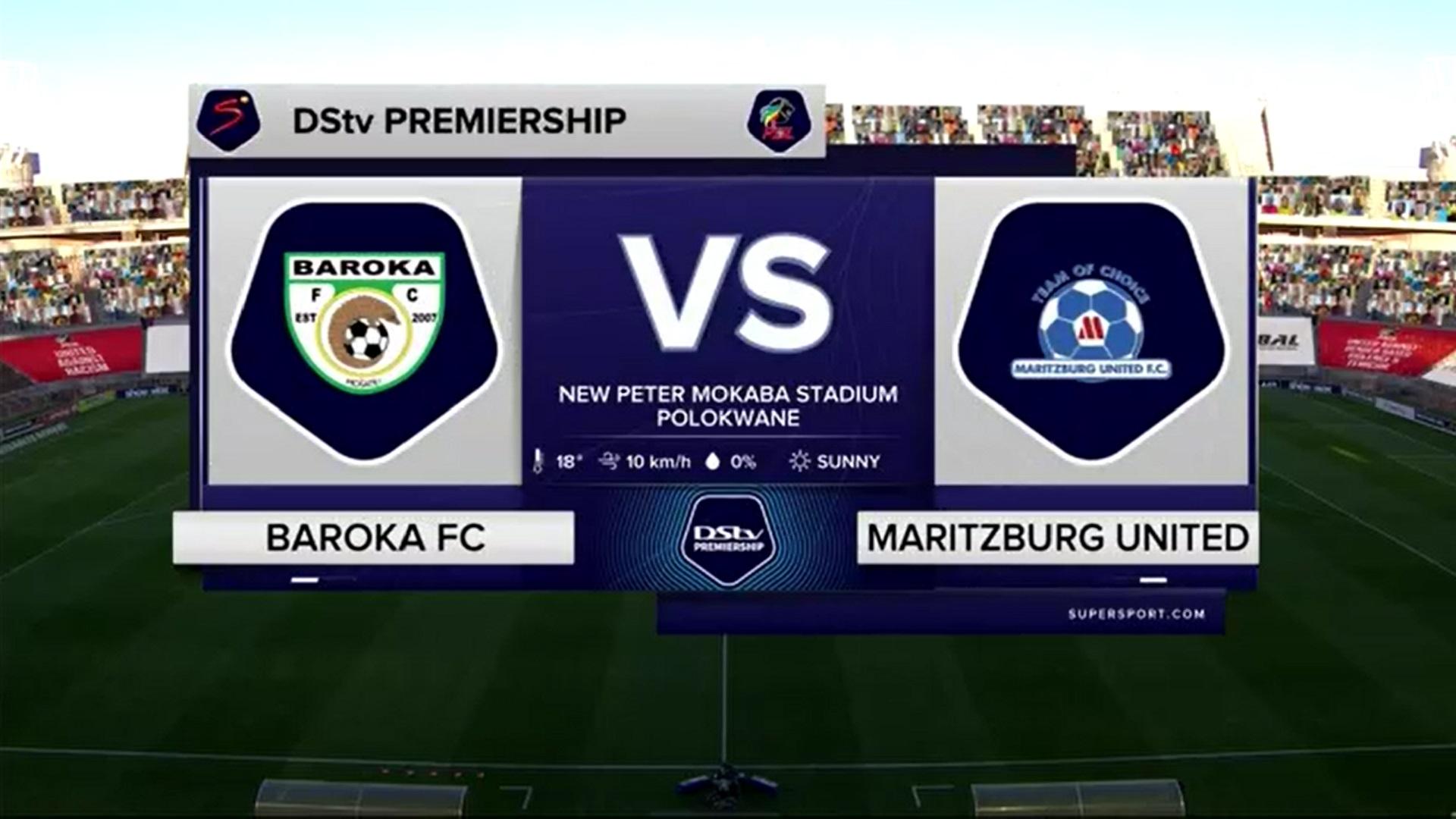 DStv Premiership |  Baroka FC v Maritzburg United | Highlights