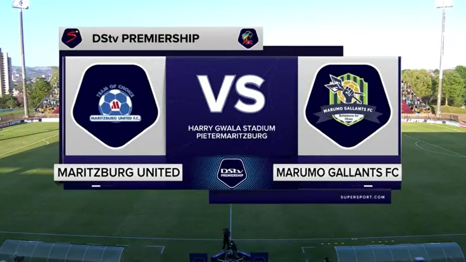 DStv Premiership | Maritzburg United v Marumo Gallants | Highlights