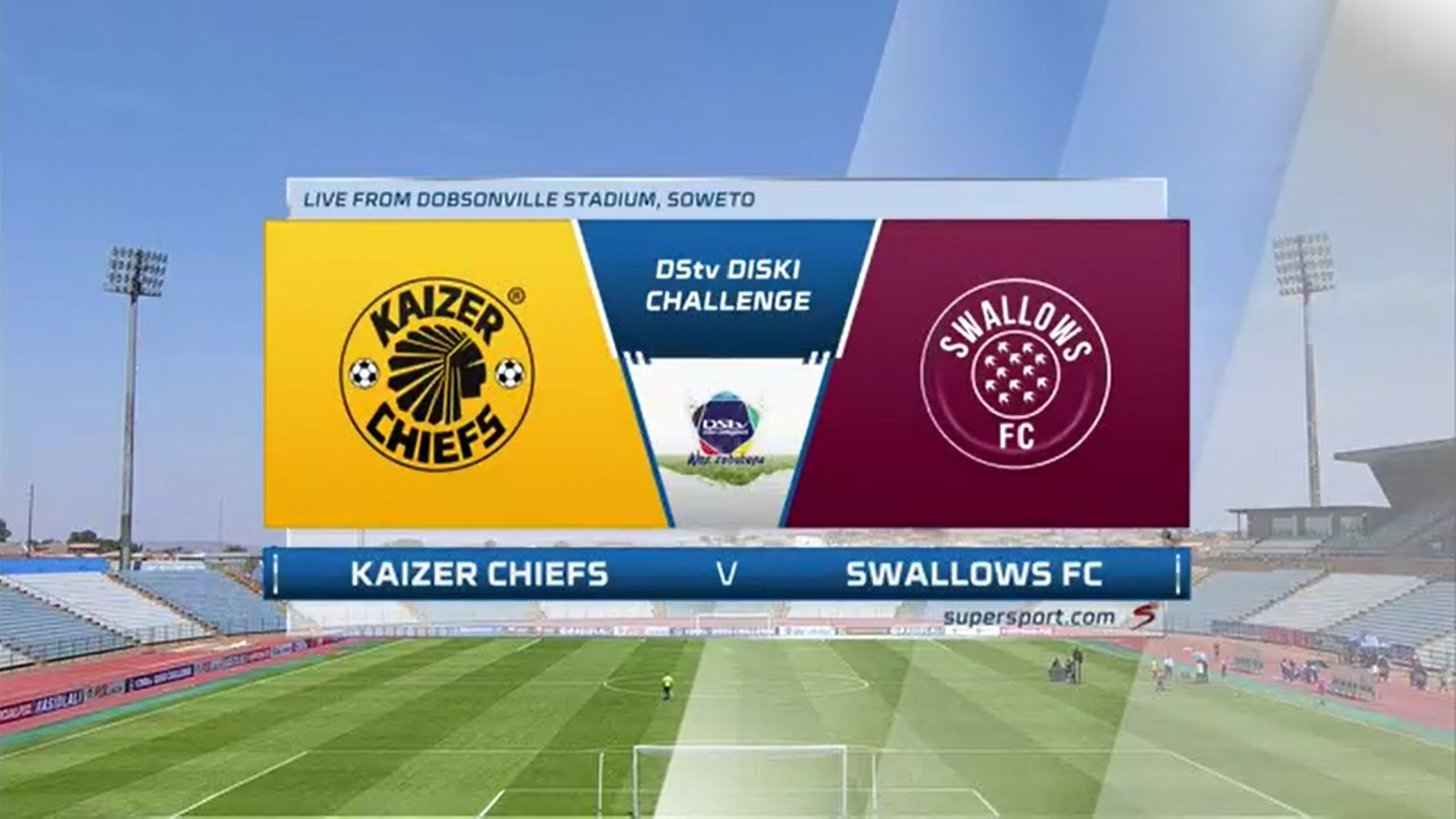 DStv Diski Challenge | Kaizer Chiefs Reserves v Swallows FC Reserves | Highlights