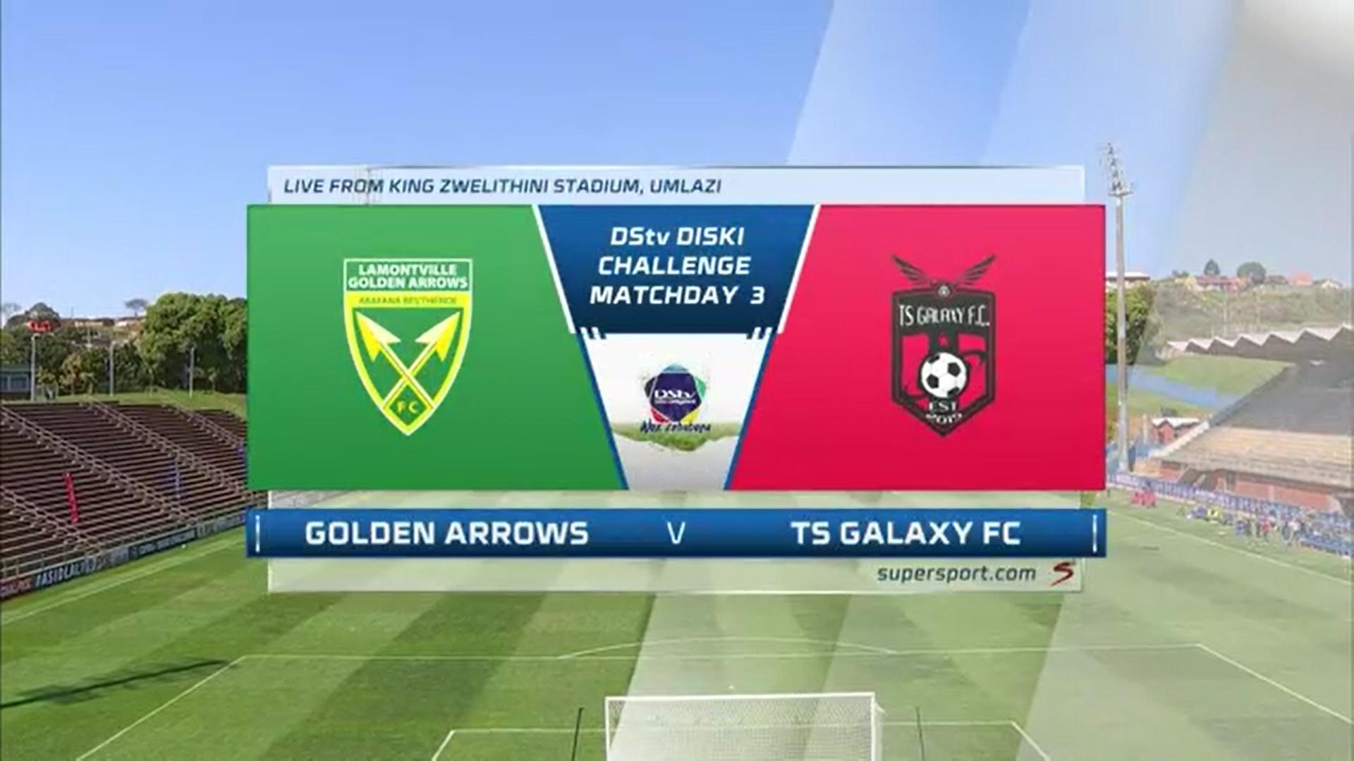 DStv Diski Challenge | Golden Arrows Reserves v TS Galaxy Reserves | Highlights