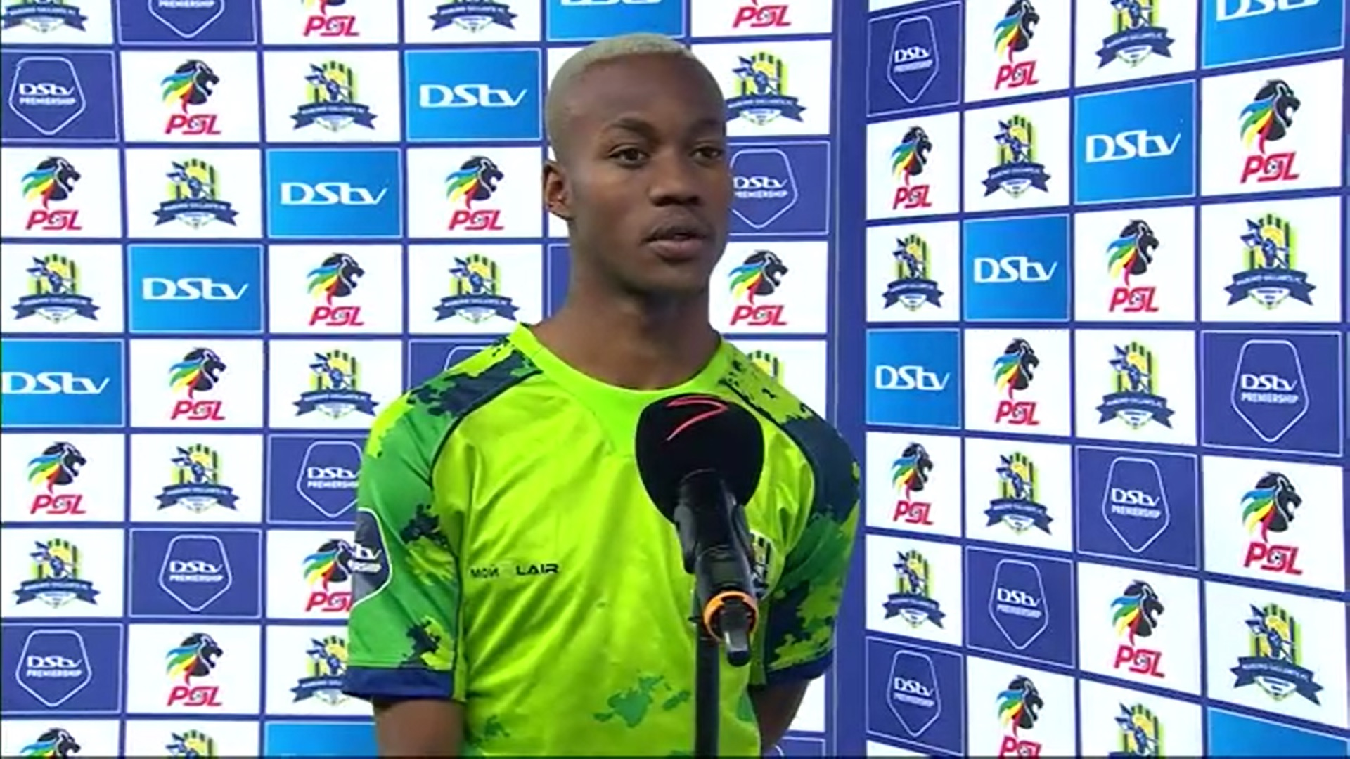 DStv Premiership | Marumo Gallants v Kaizer Chiefs | Post-match interview with Kattlego Otladisa