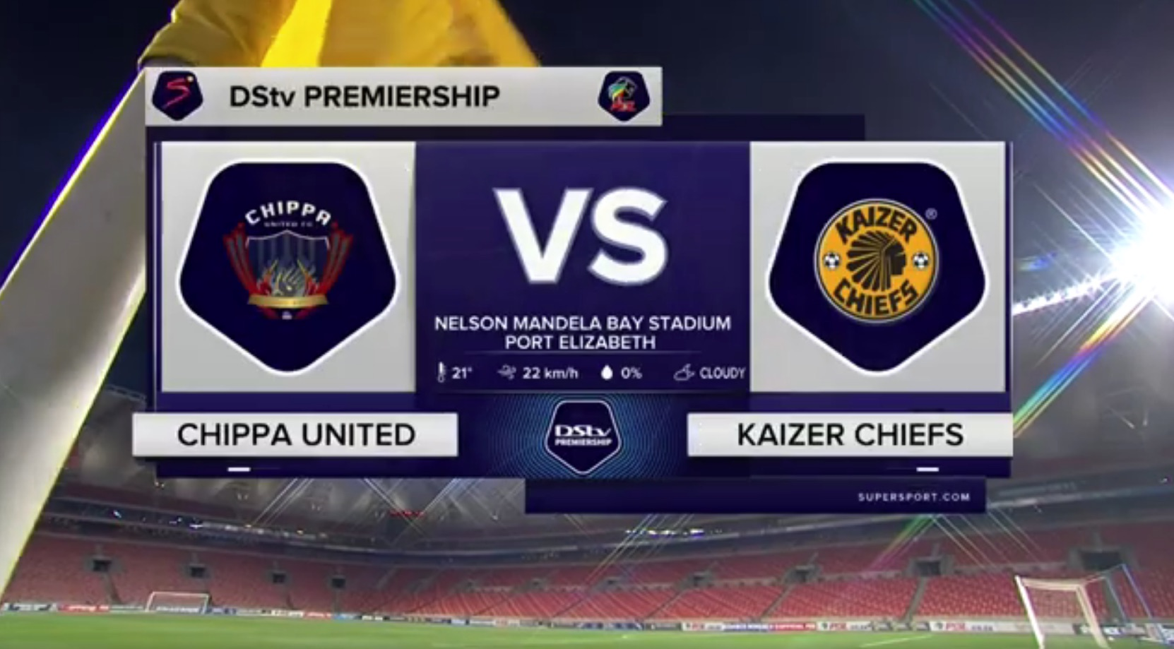 DStv Premiership I Kaizer Chiefs v Chippa United I Highlights