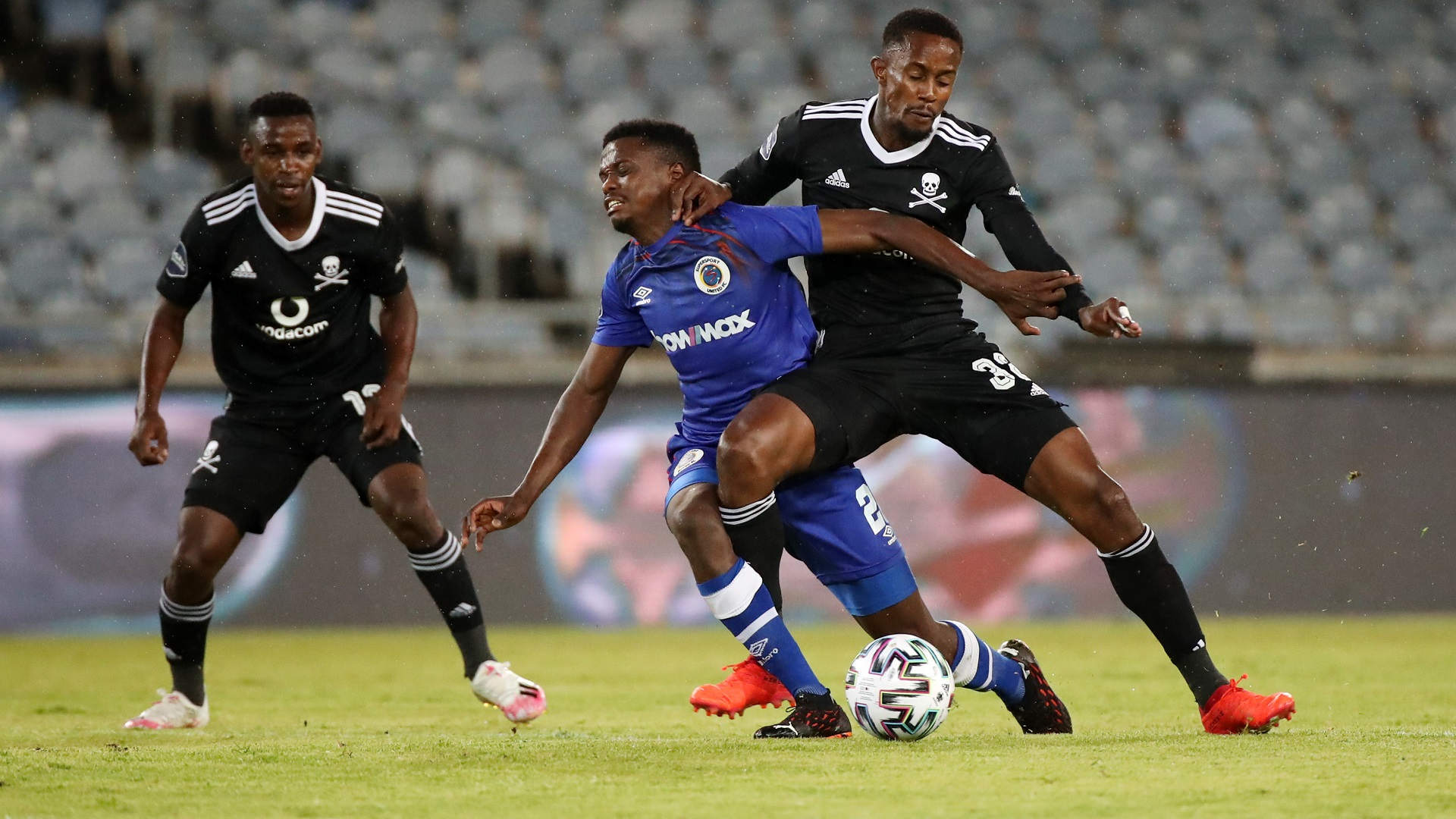 DStv Premiership | Orlando Pirates v SuperSport United | Highlights