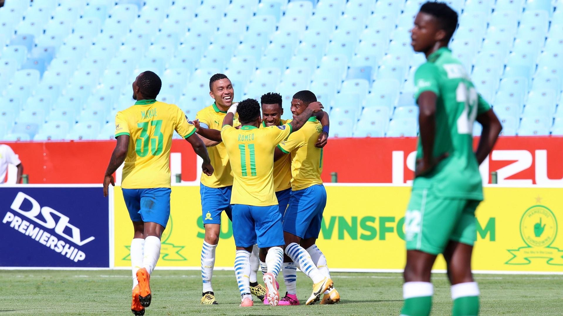 DStv Premiership   Mamelodi Sundowns v AmaZulu   Highlights