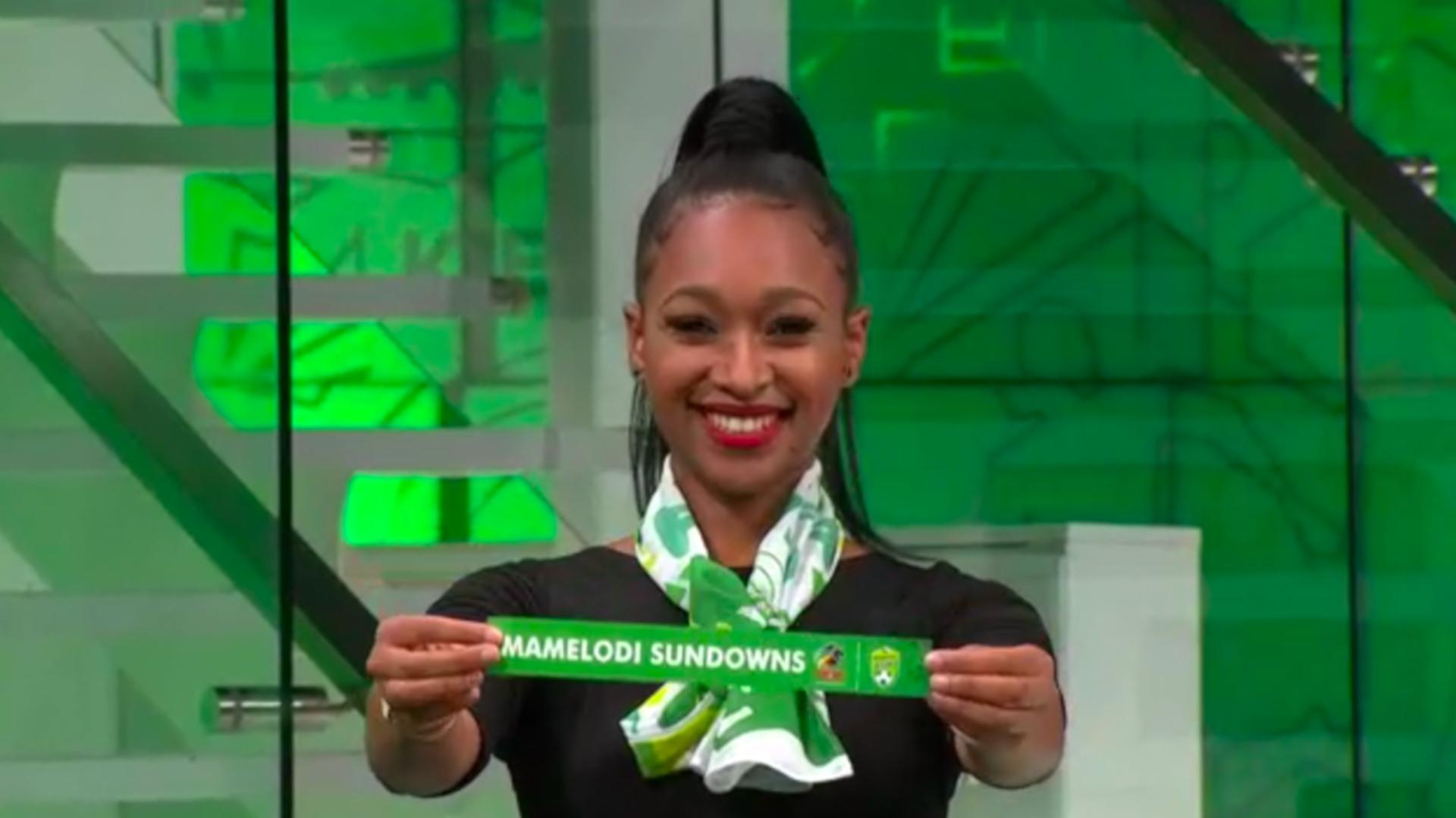 Nedbank Cup Draw   Sundowns meet Highlands in Nedbank cup