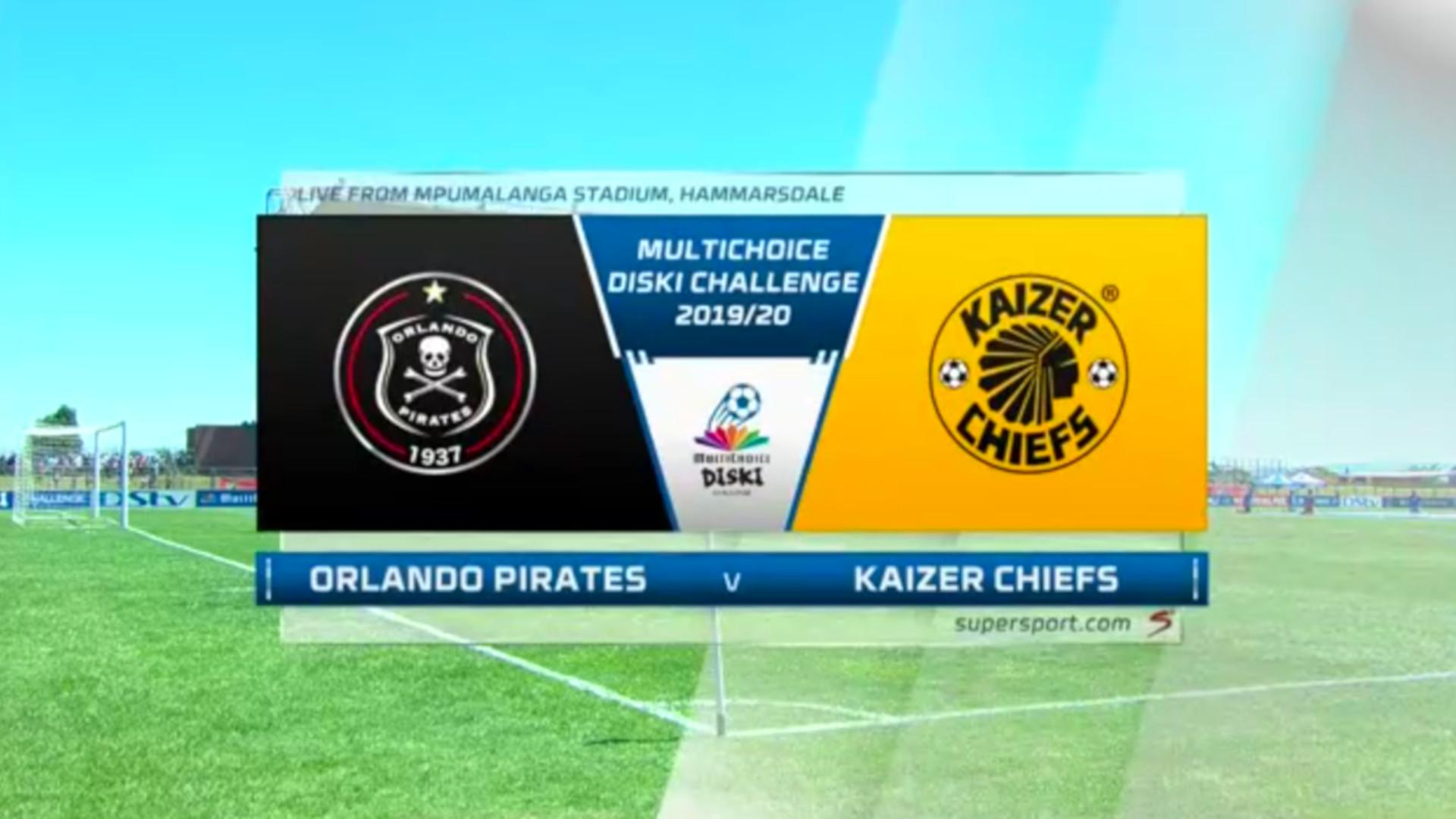 MDC   Pirates v Chiefs   Highlights