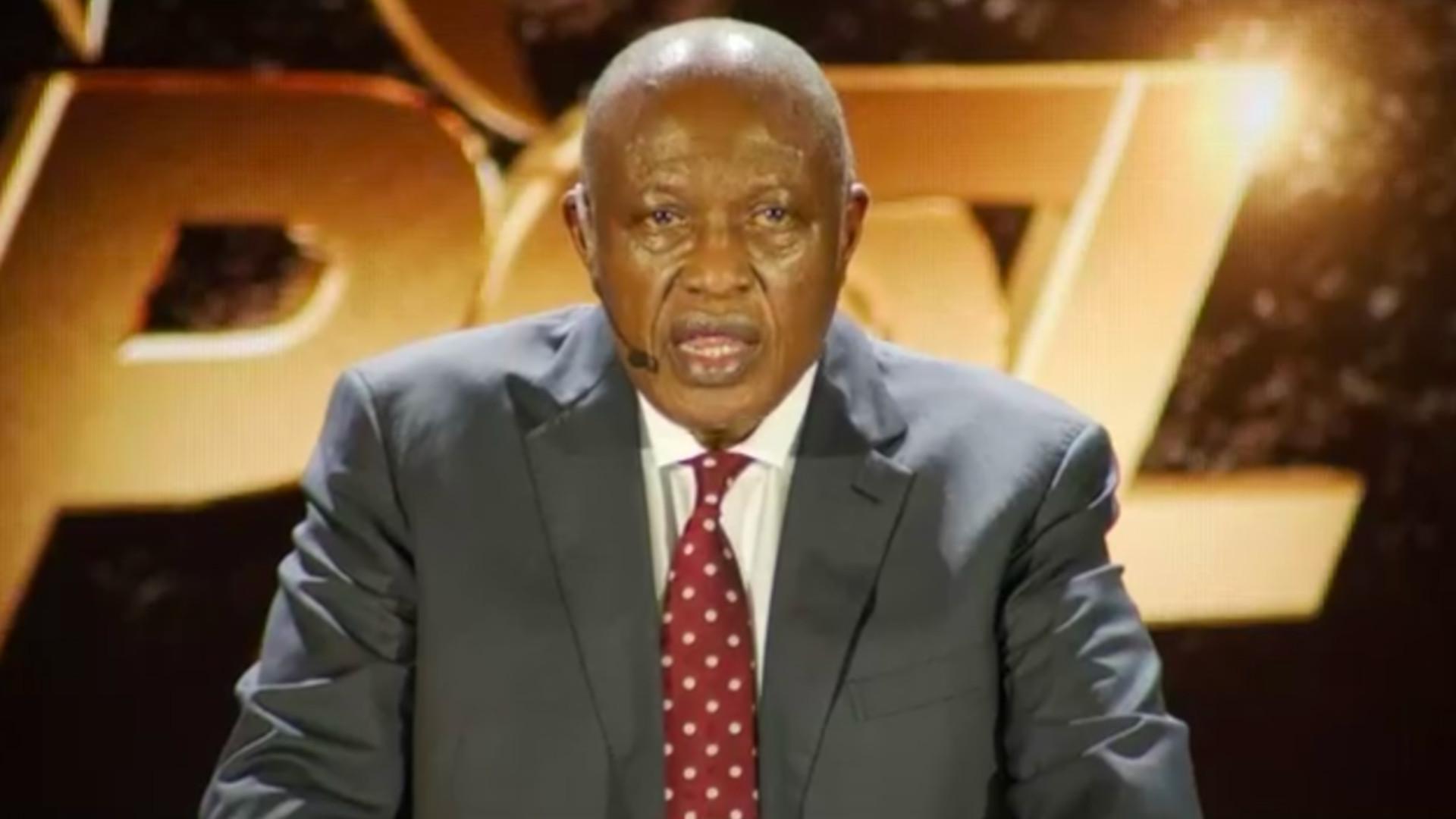 PSL Sponsorship Announcement   Dr Irvin Khoza